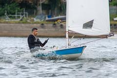 DSC02619 (philbase) Tags: laser dinghy competition midland sailing club event edgbaston birmingham water resevoir sails performance