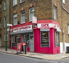 Cafe Cappadocia, West Norwood (London Less Travelled) Tags: uk unitedkingdom britain england london southlondon lambeth city street urban suburban suburbia suburb suburbs westnorwood norwood cafe corner