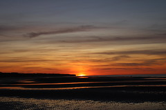 Last night at Omaha Beach (erlingraahede) Tags: nofilters light beauty canon sunset 2019 summer omahabeach