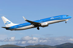 PH-BXS KLM Royal Dutch Airlines Boeing 737-9K2(WL) at Edinburgh Turnhouse Airport on 20 July 2019 (Zone 49 Photography) Tags: aircraft airliner aeroplane july 2019 egph edi edinburgh scotland turnhouse kl klm royal dutch airlines boeing 737 739 900 9k2 wl phbxs