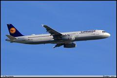 AIRBUS A321 231 Lufthansa D-AISG 1273 Frankfurt juin 2019 (paulschaller67) Tags: airbus a321 231 lufthansa daisg 1273 frankfurt juin 2019