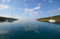 Croatia (FailureCriteria) Tags: croatia nikon bay water sailing