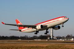 D-ALPF (PlanePixNase) Tags: hannover aircraft airport planespotting haj eddv langenhagen ltu airbus a330 330200 a332