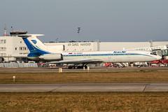 RA-85683 (PlanePixNase) Tags: hannover aircraft airport planespotting haj eddv langenhagen tupolev t154 tu154 154 krasair