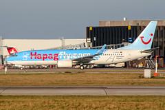 D-AHFC (PlanePixNase) Tags: hannover aircraft airport planespotting haj eddv langenhagen hapaglloyd hapagfly boeing b738 737800 737