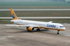 D-ABOG (PlanePixNase) Tags: hannover aircraft airport planespotting haj eddv langenhagen condor 757 757300 boeing b753