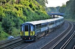 442410 (stavioni) Tags: class442 wessex electric multiple unit 5wes emu swr south western railway rail train