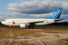F-OGYP (PlanePixNase) Tags: hannover aircraft airport planespotting haj eddv langenhagen s7 sibir airbus 310 a310