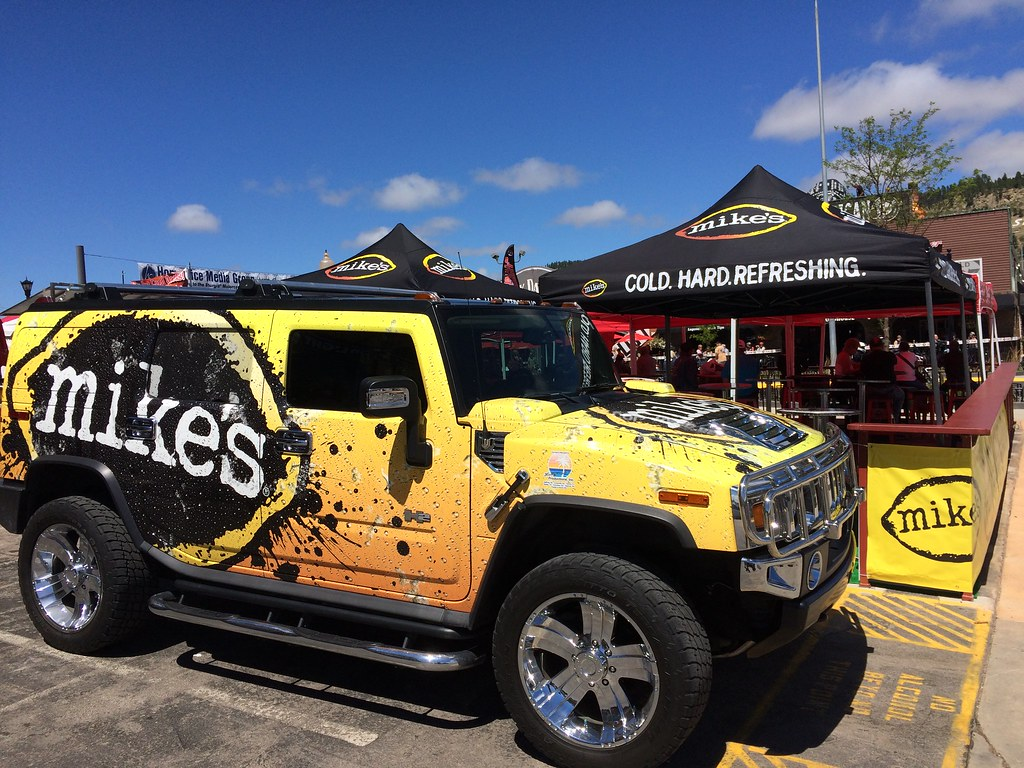 Mikes Hummer Sturgis 2017 (1)