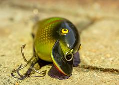 Gone Fishing... (Dan Elms Photography) Tags: macromondays macro macrolens macromonday gonefishing fishing lure tackle hook danelmsphotography danelms wwwdanelmsphotouk