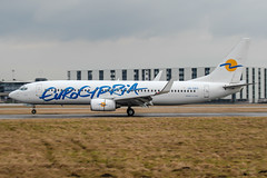5B-DBX (PlanePixNase) Tags: hannover aircraft airport planespotting haj eddv langenhagen eurocypria boeing 737 737800 b738