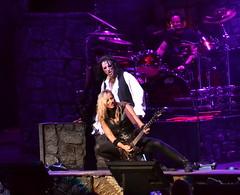 "Alice Cooper 07-21-19 (Vinny Gragg) Tags: rock rockandroll music tunes band bands concert heavymetal metal prettygirls prettywoman sexywoman girl girls woman alicecooper coop cooper alice alicecooperband ""hollywoodcasinoamphitheatre"" ""tinleypark"" nitastrauss guitar guitars drum drus drums"