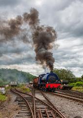 Foxfield Railway 21-7-2019 (KS Railway Gallery) Tags: foxfield railway summer gala uk steam austerity wimblebury colliery