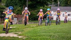 Kid's Triathlon (2) (WayNet.org) Tags: track dennis waynet wayne county indiana kids exercise bicycle waynetorg sports triathalon waynecounty richmond unitedstatesofamerica