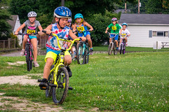 Kid's Triathlon (3) (WayNet.org) Tags: track dennis waynet wayne county indiana kids exercise bicycle waynetorg sports triathalon waynecounty richmond unitedstatesofamerica