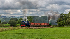 Foxfield Railway 21-7-2019 (KS Railway Gallery) Tags: foxfield railway summer gala uk steam austerity wimblebury bank