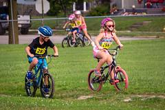 Kid's Triathlon (1) (WayNet.org) Tags: track dennis waynet wayne county indiana kids exercise bicycle waynetorg sports triathalon waynecounty richmond unitedstatesofamerica