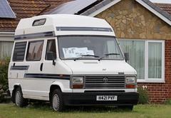 H421 PVF (Nivek.Old.Gold) Tags: 1990 talbot express 1000p autosleeper harmony camper 1971cc