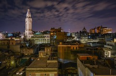 Montevideo (karinavera) Tags: city longexposure night photography cityscape urban ilcea7m2 sunset montevideo uruguay view
