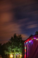 First attempt at Astro photography (Darren Speak) Tags: astrophotography york awning lights dark nighttime stars