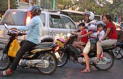 One Helmet To Go Around
