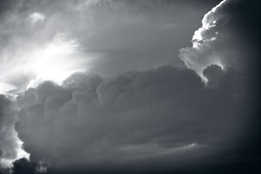 _MG_2942 (Growling Grizzly) Tags: bw anvilhead clouds cold evening sheridan storm violent wyoming