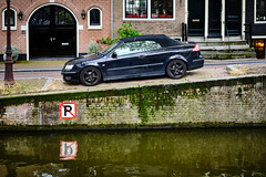 20190712-4769_Flickr (normandprimeau) Tags: water eau canal maison home fenêtre window car voiture street rue amsterdam thenetherlands holland hollande