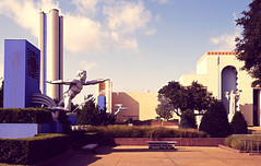 Art Deco-Fair Park, Dallas, Texas, USA (Windswept Photography) Tags: artdecoarchitecture artdeco artdecosculptures