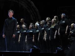 Le Mis with Singing Out (Stephen Gardiner) Tags: toronto ontario 2019 hughjackman concert floorseats wolverine musical thegreatestshowman canon