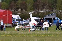 G-ULUL    Rotorsport UK Cavalon [RSUK/CVLN/009] Popham~G 05/05/2013 (raybarber2) Tags: 91 abpic airportdata autogyro cnrsukcvln009 coded91 eghp filed flickr gulul planebase raybarber ukcivil