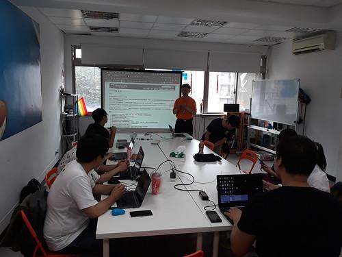 摩茲工寮Mozilla Community Space Taipei
