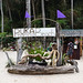 Local welcome sign of Puka Boracay Beach