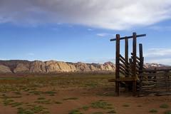 San Rafael Swell, Utah, USA (swissuki) Tags: sandstone sanrafael swell greenriver ut usa utah landscape largelandscape mountain sky nature