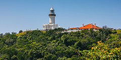 Cape Byron Lighthouse, NSW North Coast (Peter.Stokes) Tags: australia australian colour landscape nature outdoors photo photography landscapes saltwater sky sea vacations water clouds lighthouse newsouthwales nsw capebyronlighthouse byronbay
