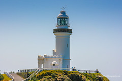 Cape Byron Lighthouse, NSW (Peter.Stokes) Tags: australia australian colour landscape nature outdoors photo photography landscapes saltwater sky sea vacations water clouds lighthouse newsouthwales nsw capebyronlighthouse byronbay
