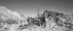 The Battle (joeqc) Tags: ranch county blackandwhite bw white black abandoned blancoynegro monochrome mono nevada nye nv forgotten peavine greytones
