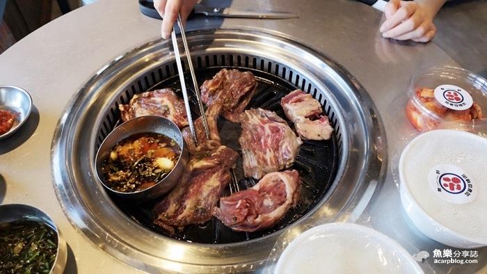 【台北信義】新村站著吃烤肉 台灣一號店 @魚樂分享誌