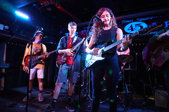 DSC07680 (NYC Guitar School) Tags: nycgs summer rock camp plasticarmygirl band 2019 kids teens connollys club 45 nyc guitar school new york city live music recital performance july 18 drums bass singer roll rockstar