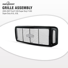 PartzRoot - Grille Assembly (partzroot) Tags: car parts shop auto website warehouse cheap body buy genuine