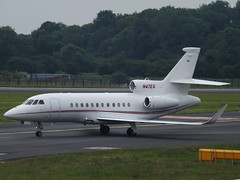 N47EG Dassault Falcon-900LX (Wing And Rotor Transportation Holdings LLC) (Aircaft @ Gloucestershire Airport By James) Tags: luton airport n47eg dassault falcon900lx wing and rotor transportation holdings llc bizjet eggw james lloyds