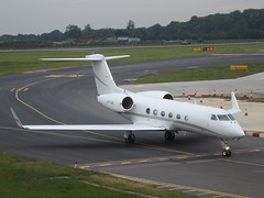 VP-CMC Gulfstream G450 (Private owner) (Aircaft @ Gloucestershire Airport By James) Tags: luton airport vpcmc gulfstream g450 private owner bizjet eggw james lloyds