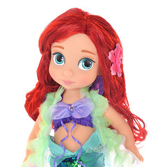 Disney Animators Collection Doll Ariel Special - Disney Store Japan - Product Image #5 (drj1828) Tags: disneyanimatorscollection ariel thelittlemermaid specialedition 2019 disneystore japan productinformation productimage