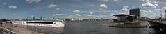 Cruiseterminal Amsterdam (rob.brink) Tags: cruise river sea terminal amsterdam hotel water ij cloud blue sky mokum nederland netherlands holland dutch navy naval urban architecture landscape nautic ruiter kade dock warf wharf