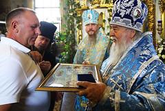 49. 265-летие обретения Песчанской иконы Божией Матери 21.07.2019