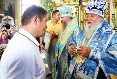 48. 265-летие обретения Песчанской иконы Божией Матери 21.07.2019