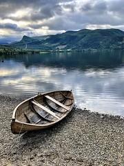 God morgon - - Good morning (erlingsi) Tags: lake woodboat rowboat volda explored årneset sunnmøre norway vatn robåt