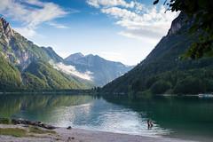 Raiblsee 4 (Pixelkids) Tags: raiblsee italien see bergsee landschaft berge paar explore