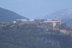Fort des Trois Têtes (CHRISTOPHE CHAMPAGNE) Tags: 2019 france hautes alpes 05 briançonnais col granon fort trois 3 têtes