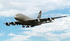 A6-APF EGLL 05-07-2019 Etihad Airways Airbus A380-861 CN 195 (Burmarrad (Mark) Camenzuli Thank you for the 19.3) Tags: a6apf egll 05072019 etihad airways airbus a380861 cn 195