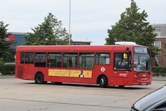 AL 8811 @ Hatton Cross bus station (ianjpoole) Tags: abellio london alexander dennis enviro 200 yx13efs 8811 working route h25 hatton cross bus station churchfields avenue hanworth